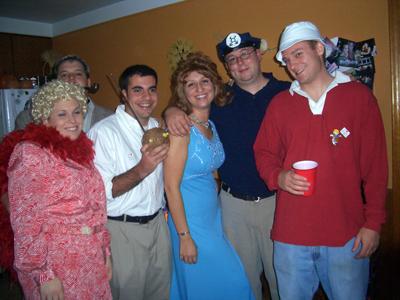 Halloween 2004 - Gilligan'sIsland