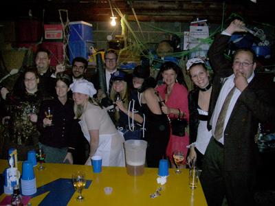 Halloween 2005Clue