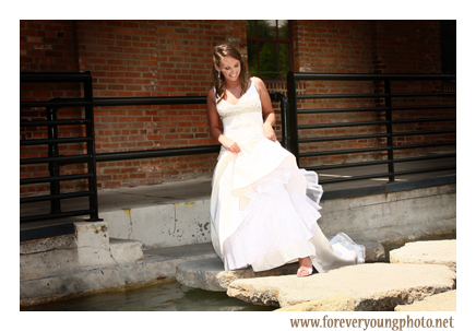 Forever Young Photography Bridal Portrait